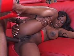 Jada Fire will Pint im Neger Po